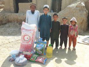 Spendenaktion für Afghanistan