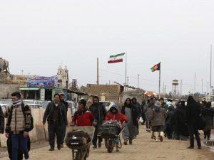 Die iranische Polizei tötet Geflüchteten aus Afghanistan