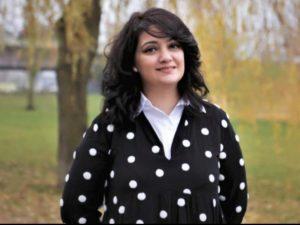 Unschuldige Seelen unter Asyldruck mit Rania AlMasri