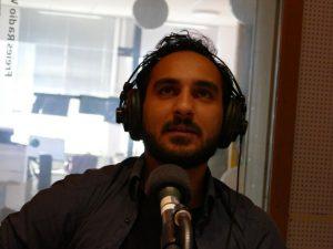 Fahd erzählt von seiner Fluchterfahrung und von der Folter in syrischen Gefängnissen