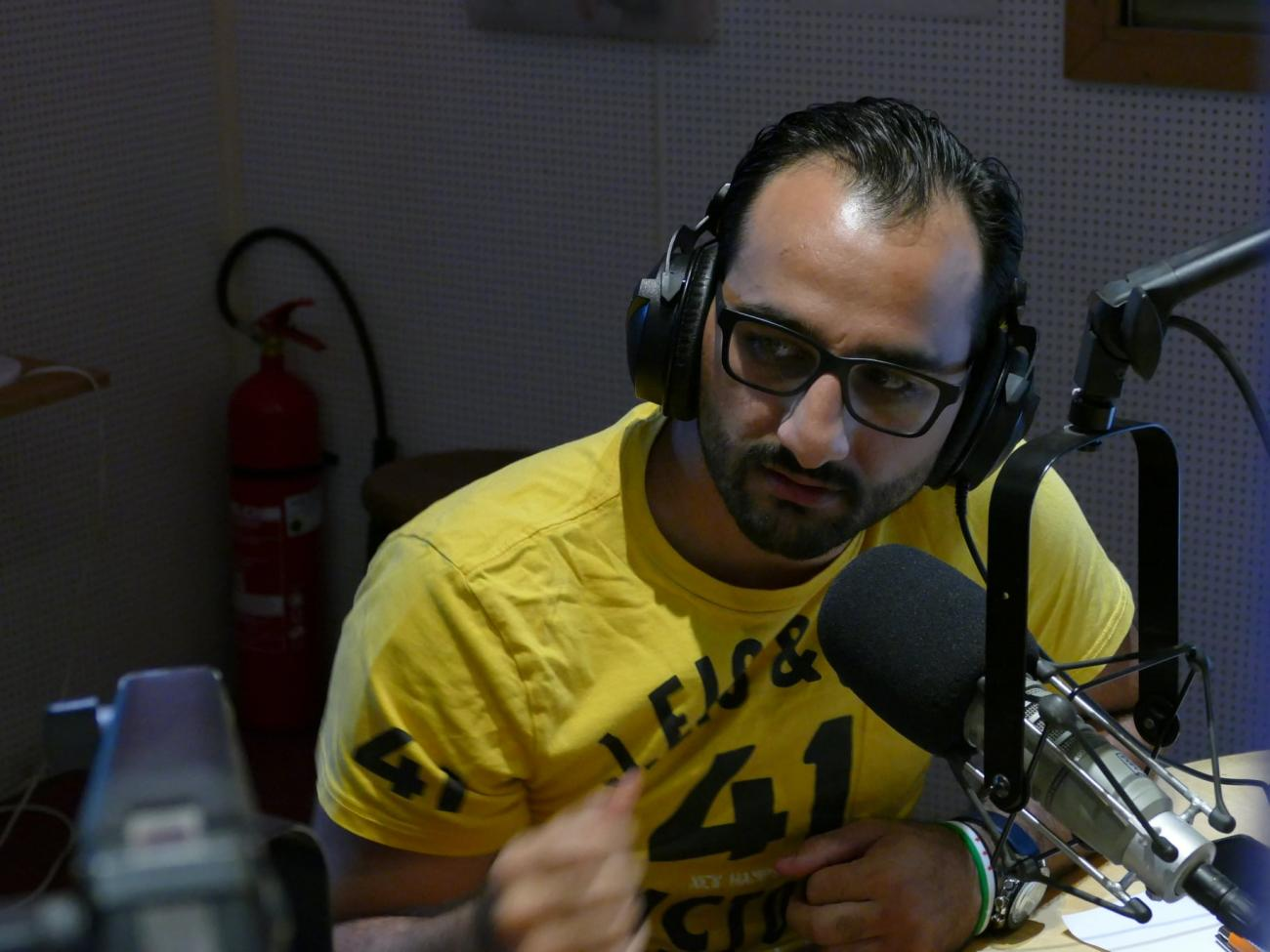 Ahmad und sein Informatik-Studium