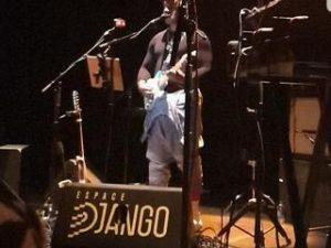 Blick Bassy met sa voix et sa musique au service de l´histoire de son pays
