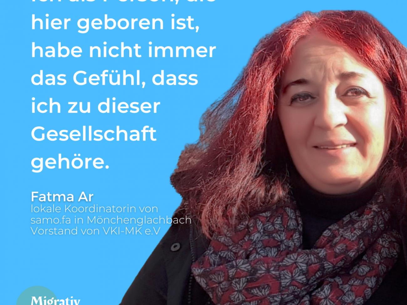 Folge 7: Fatma Ar – Fremd im eigenen Land