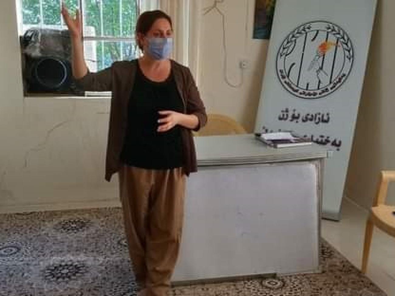 Der obligatorische Hijab (das Kopftuch) im Iran / leçka bi zorê li Îranê / حجاب اجباری در ایران